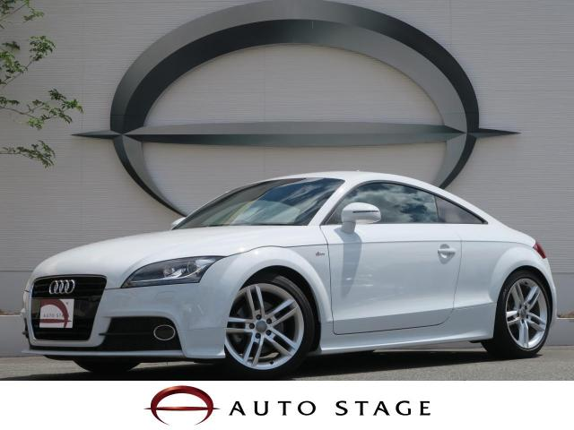 AUDITT COUPE 1.8TFSI S LINE PACKAGE
