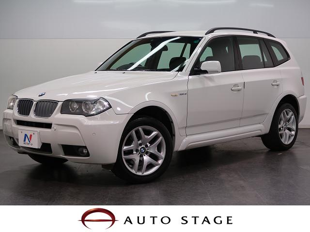 BMWX3 2.5SI M-SPORT PACKAGE I