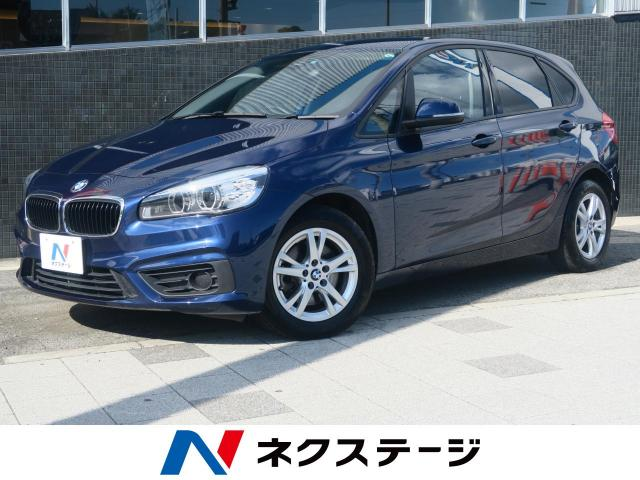 BMW2 SERIES 218i ACTIVE TOURER