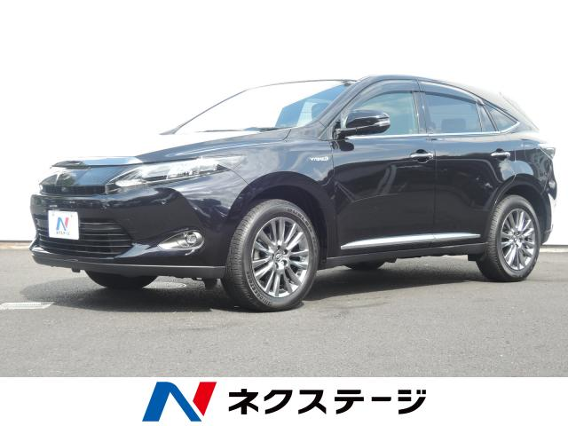 TOYOTAHARRIER HYBRID PREMIUM ADVANCED PACKAGE