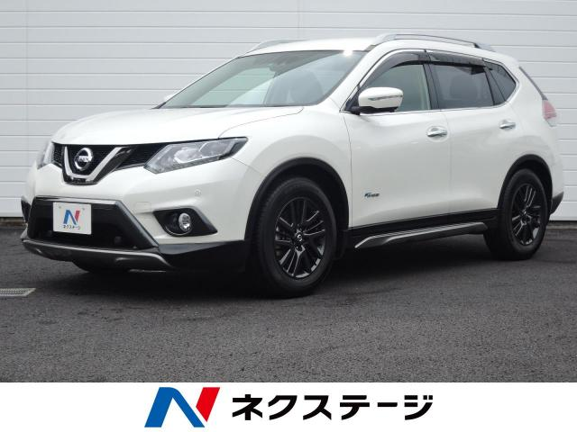 NISSANX-TRAIL 20X HYBRID BLACK X-TREMER X EMERGENCY BRAKE PACKAGE