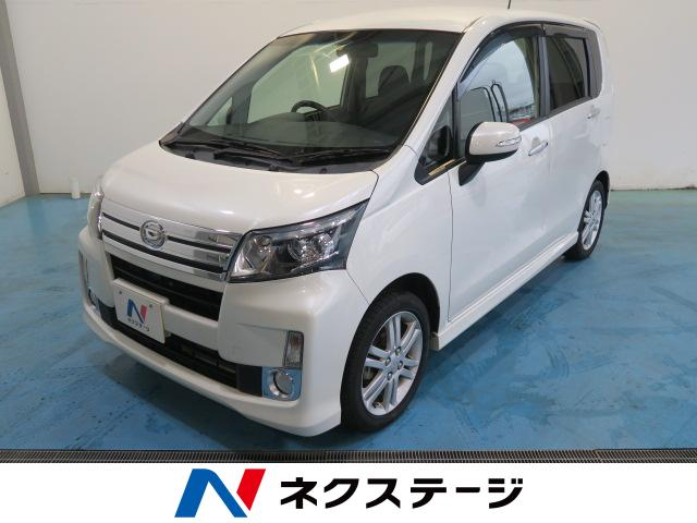 DAIHATSUMOVE CUSTOM RS