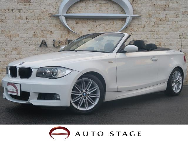 BMW1 SERIES 120I CABRIOLET M-SPORT PACKAGE