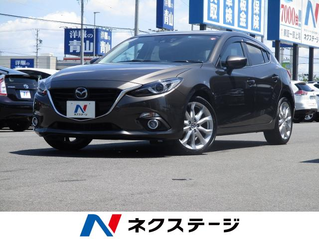 MAZDAAXELA SPORT 20S TOURING L PACKAGE