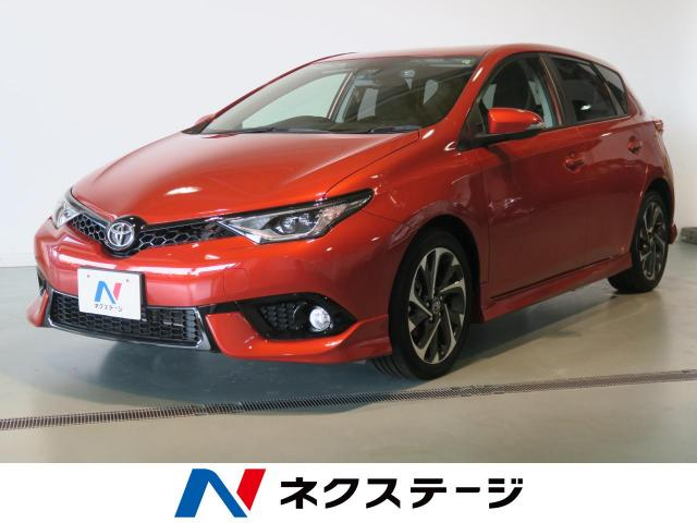 TOYOTAAURIS 120T RS PACKAGE