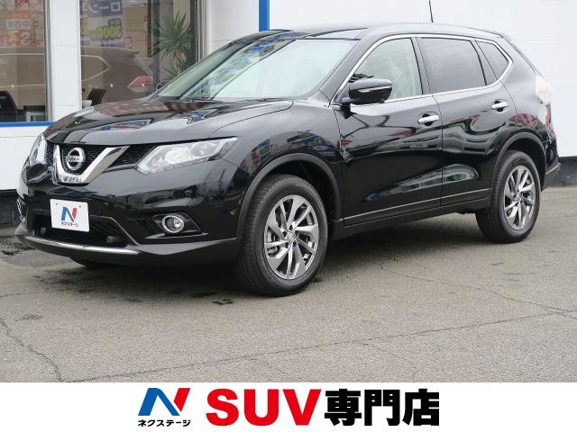 NISSANX-TRAIL 20XTT EMERGENCY BRAKE PACKAGE