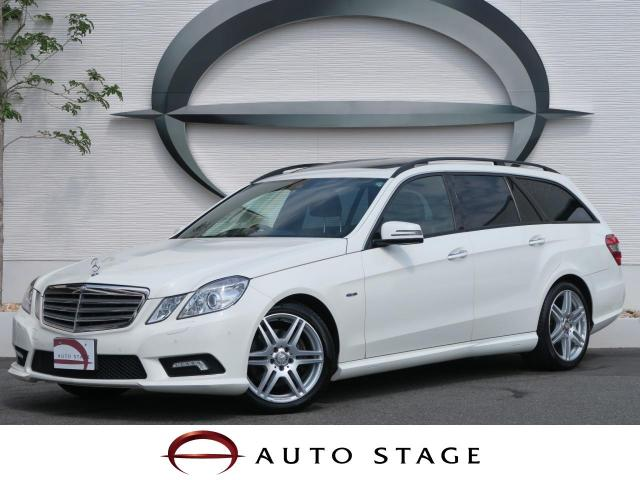 MERCEDES BENZE-CLASS STATIONWAGON E250 CGI BLUE EFFICIENCY STATIONWAGON