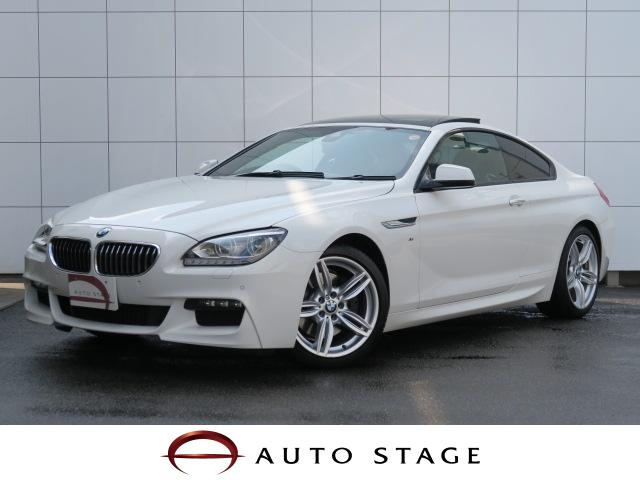 BMW6 SERIES 640i COUPE M-SPORT