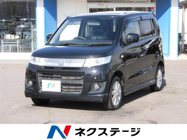 SUZUKIWAGON R STINGRAY X