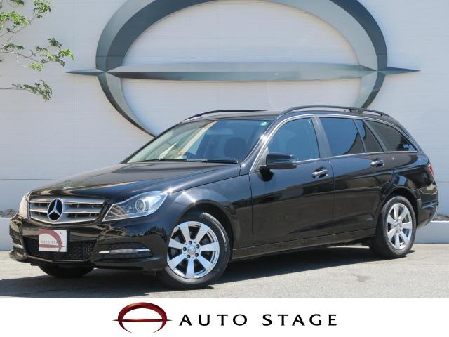 MERCEDES BENZC-CLASS STATIONWAGON C180 BLUE EFFICIENCY STATIONWAGON