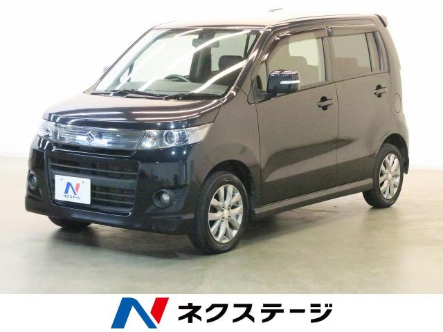 SUZUKIWAGON R STINGRAY LIMITED