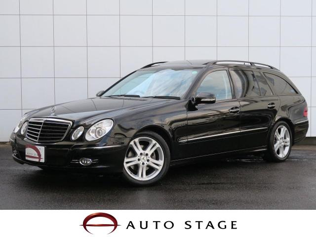 MERCEDES BENZE-CLASS STATIONWAGON E320 CDI STATIONWAGON AVANTGARDE