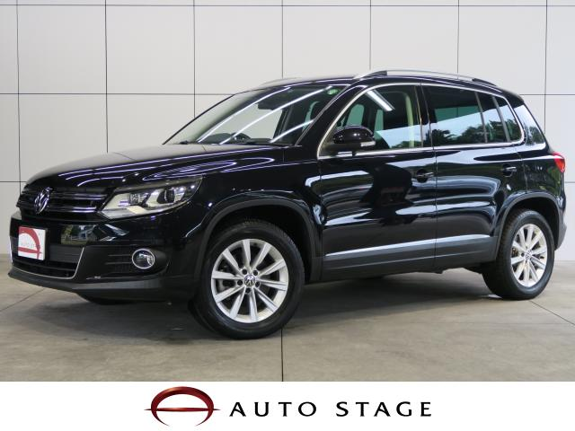 VOLKSWAGENTIGUAN TSI BLUEMOTION TECHNOLOGY