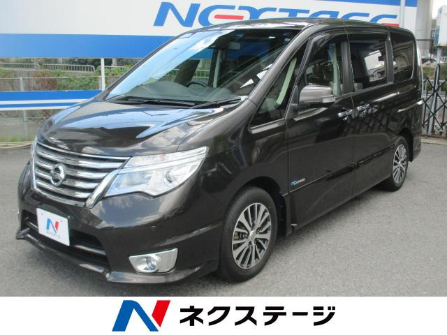 NISSANSERENA HIGHWAY STAR S-HYBRID ADVANCED SAFETY PACKAGE