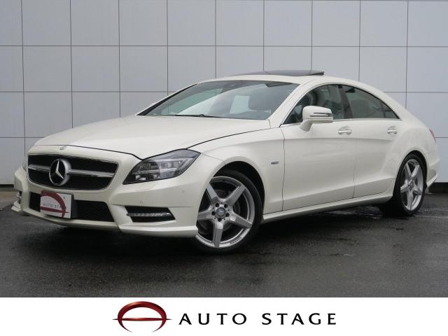 MERCEDES BENZCLS-CLASS CLS350 BLUE EFFICIENCY AMG SPORTS PACKAGE