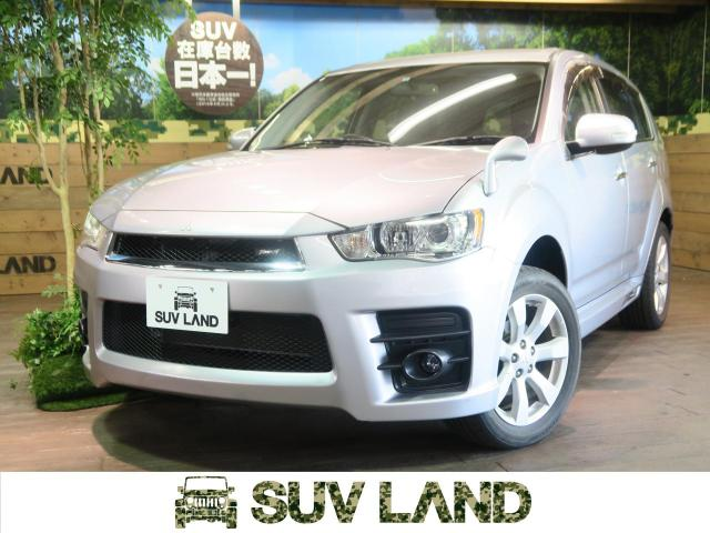 MITSUBISHIOUTLANDER ROADEST 20G