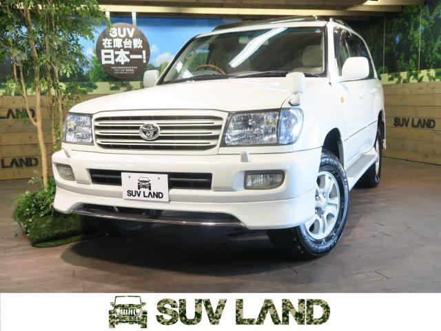 TOYOTALAND CRUISER 100 VX LIMITED G SELECTION