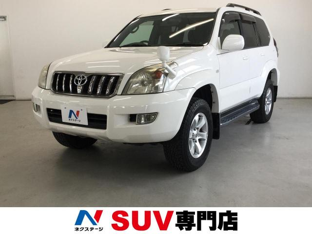 TOYOTALAND CRUISER PRADO TX LIMITED 60TH SPECIAL EDITION
