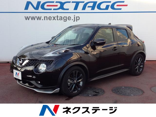NISSANJUKE 15RX V URBAN SELECTION