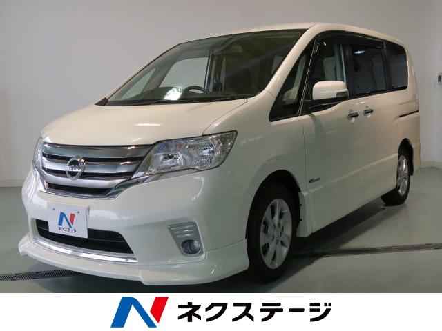 NISSANSERENA HIGHWAY STAR S-HYBRID AERO MODE