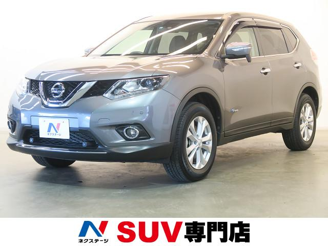 NISSANX-TRAIL 20X HYBRID EMERGENCY BRAKE PACKAGE