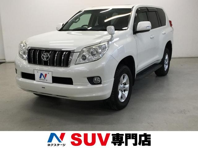 TOYOTALAND CRUISER PRADO TX 5SEATS VERSION