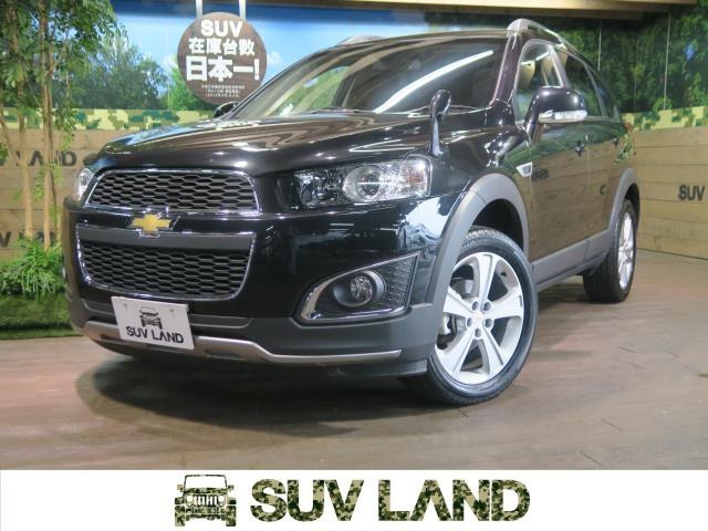 CHEVROLETCHEVROLET CAPTIVA ADVENTURE LUXURY