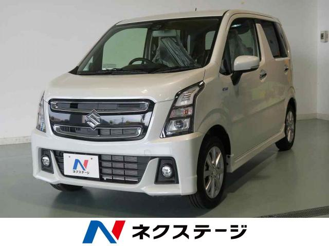 SUZUKIWAGON R STINGRAY HYBRID X