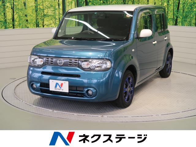 NISSANCUBE 15X V SELECTION