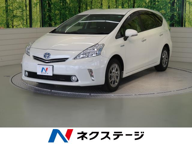 TOYOTAPRIUS ALPHA S TUNE BLACK