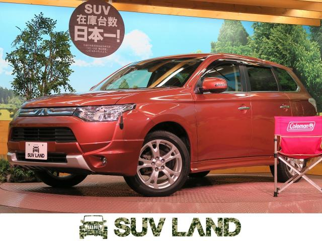 MITSUBISHIOUTLANDER 24G NAVI PACKAGE