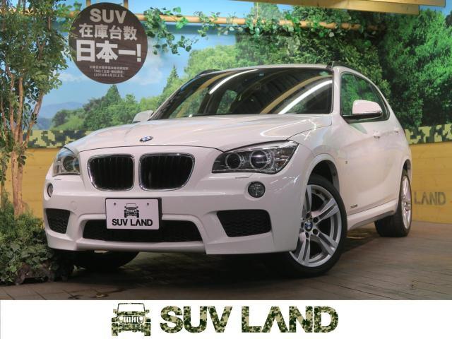 BMWX1 X DRIVE 20I M SPORT