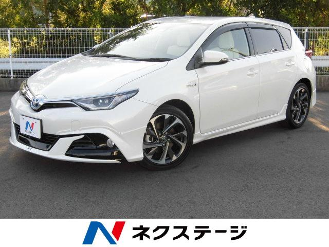TOYOTAAURIS HYBRID G PACKAGE