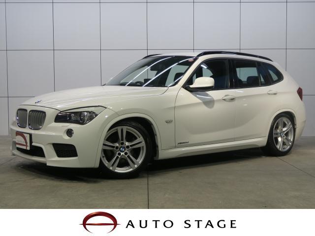 BMWX1 X DRIVE 25I M SPORT PACKAGE