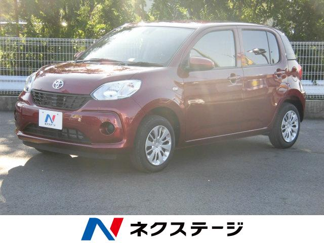 TOYOTAPASSO X L PACKAGE S