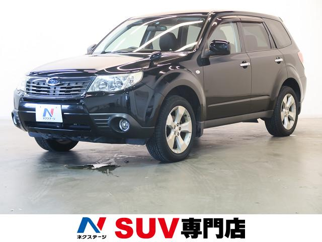 SUBARUFORESTER 2.0XS BLACK LEATHER LIMITED
