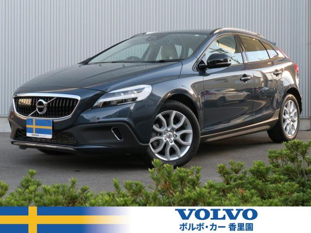 VOLVOV40 CROSS COUNTRY D4 SUMMUM