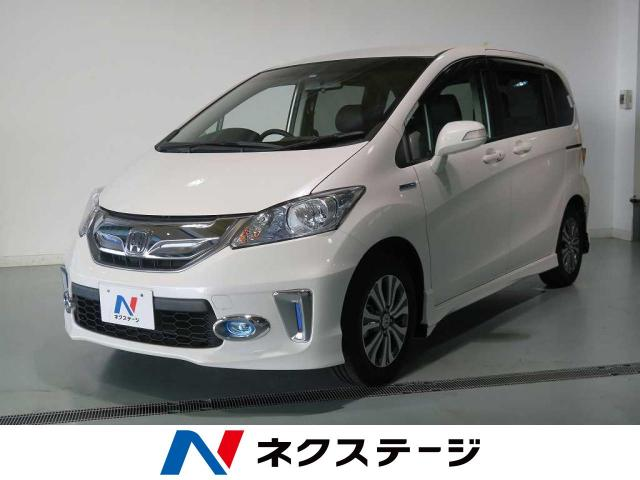 HONDAFREED HYBRID HYBRID JUST SELECTION+