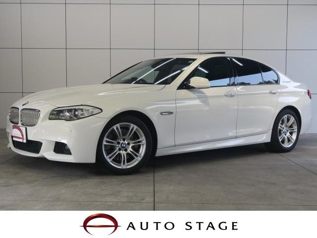 BMW5 SERIES ACTIVE HYBRID 5 M-SPORT PACKAGE