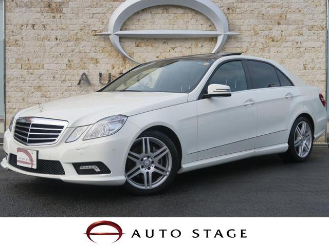 MERCEDES BENZE-CLASS E250 CGI BLUE EFFICIENCY AVANTGARDE