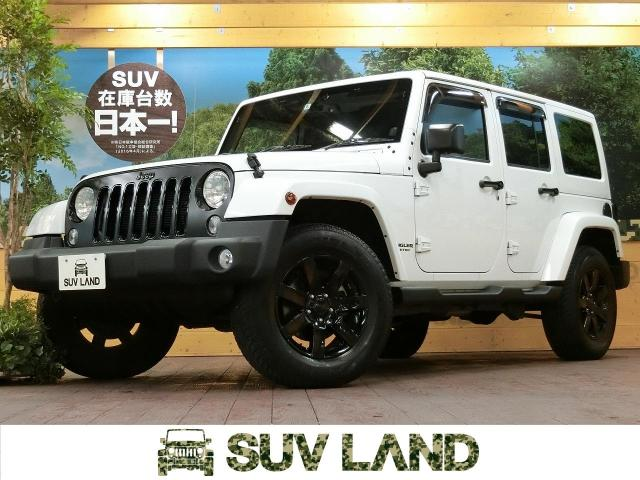 CHRYSLER JEEPJEEP WRANGLER UNLIMITED ALTITUDE