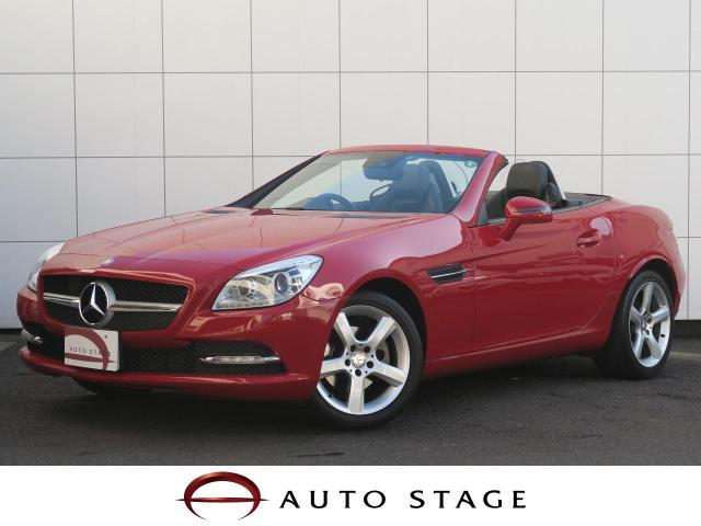 MERCEDES BENZSLK SLK200 BLUE EFFICIENCY